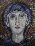 Mosaïque dans l'église de Hosios David, Salonique, Grèce Image stock