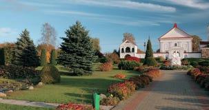 Mosar, περιοχή του Βιτσέμπσκ, της Λευκορωσίας Εκκλησία του ST Anne απόθεμα βίντεο