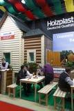 mosbuild 2011 international выставки Стоковые Фото