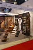 mosbuild 2012 international выставки Стоковое фото RF