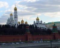 Moscú Imágenes de archivo libres de regalías