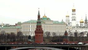 Moscú almacen de metraje de vídeo