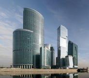 Moscú-Ciudad Imagenes de archivo
