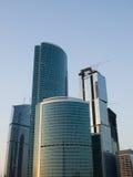 Moscú-Ciudad Foto de archivo