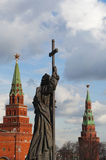 Moscú, ciudad federal rusa, Federación Rusa, Rusia Foto de archivo