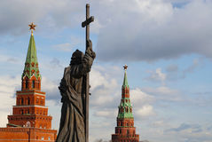 Moscú, ciudad federal rusa, Federación Rusa, Rusia Imagenes de archivo