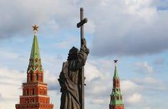 Moscú, ciudad federal rusa, Federación Rusa, Rusia Fotos de archivo libres de regalías