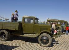 Moscú, día de la victoria Fotografía de archivo libre de regalías