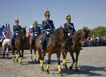 Moscú, día de la victoria Fotos de archivo libres de regalías