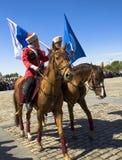 Moscú, día de la victoria Foto de archivo
