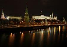 Moscú el Kremlin Imagenes de archivo