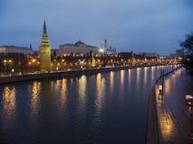Moscú el Kremlin imágenes de archivo libres de regalías