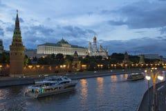 Moscú el Kremlin Fotos de archivo libres de regalías