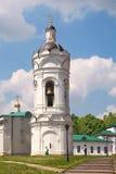 moscú Iglesia de la ascensión en Kolomenskoe Imágenes de archivo libres de regalías