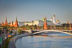 Moscú Kremlin fotografía de archivo
