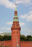 Moscú Kremlin Imágenes de archivo libres de regalías