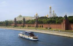 Moscú Kremlin Imagenes de archivo