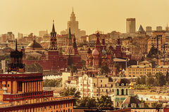 Moscú Kremlin fotografía de archivo libre de regalías