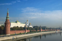 Moscú, Kremlin Imagenes de archivo
