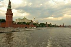 Moscú Kremlin Imagen de archivo libre de regalías