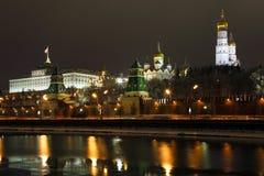 Moscú Kremlin, Rusia. Fotografía de archivo
