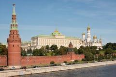 Moscú Kremlin Rusia Imagen de archivo libre de regalías