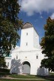 Moscú. La torre de agua en el estado Kolomenskoe. Fotos de archivo libres de regalías