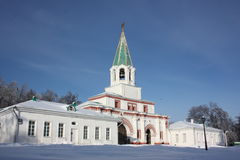 Moscú. Museo - estado Kolomenskoe. Puertas delanteras. Imagenes de archivo