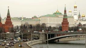 Moscú, Rusia almacen de metraje de vídeo