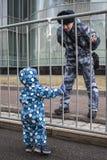 Moscú, Rusia, - 10 de marzo de 2019 Libertad de Internet de la demanda de la reunión en Rusia fotos de archivo libres de regalías