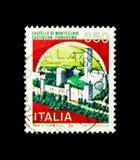 MOSCÚ, RUSIA - 24 DE NOVIEMBRE DE 2017: Un sello impreso en el sho de Italia Fotografía de archivo libre de regalías