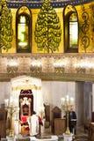 Moscú/Rusia - 25 de octubre de 2018: Sinagoga de Moscú en el sanc fotos de archivo