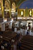 Moscú/Rusia - 25 de octubre de 2018: Sinagoga de Moscú en el sanc foto de archivo libre de regalías