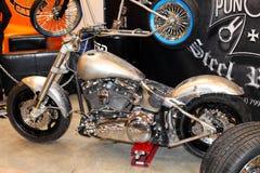MOSCÚ, RUSIA - MARCH-02-2013: 10mo Motocicleta internacional ex Imagen de archivo libre de regalías