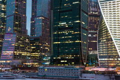 Mosca,俄罗斯- 23 03 2015莫斯科 免版税库存照片