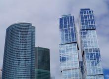 Mosca è la capitale della Russia Fotografie Stock