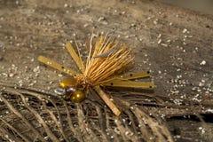 Mosca amara del permesso del Bonefish - pesca di mosca Fotografia Stock