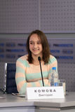 Viktoria Komova Immagine Stock Libera da Diritti