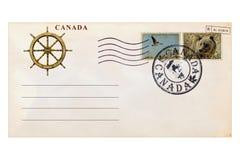 Mosca a Canadá memorias Fotos de archivo libres de regalías