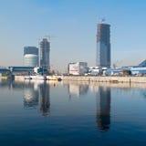 Mosca-Città Immagine Stock