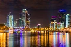 Mosca-città Fotografia Stock Libera da Diritti