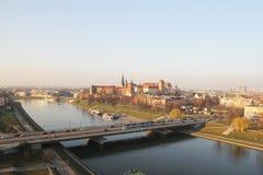 Mosca en Cracovia Fotografía de archivo libre de regalías