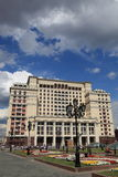 Mosca. Hotel Moskva Immagine Stock