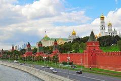 Mosca Kremlin Immagine Stock Libera da Diritti