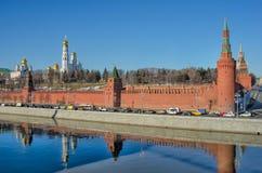 Mosca Kremlin immagini stock libere da diritti