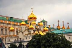 Mosca Kremlin Luogo del patrimonio mondiale dell'Unesco Immagine Stock