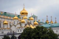 Mosca Kremlin Luogo del patrimonio mondiale dell'Unesco Fotografia Stock