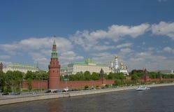 Mosca Kremlin. Luogo del patrimonio mondiale dell'Unesco. Fotografia Stock Libera da Diritti