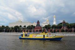 Mosca Kremlin Luogo del patrimonio mondiale dell'Unesco Fotografie Stock
