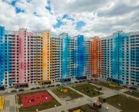 MOSCA, nel cortile Immagini Stock